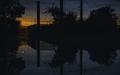 SRP_Kyrene_Generating_Station_Sunset_Canal_Reflection_Golden_Gate_October.jpg