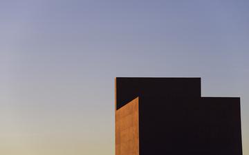 Tempe_Winter_ASU_Art_Museum_from_Rooftop_Abstracted_Halfdome_Sunset.jpg