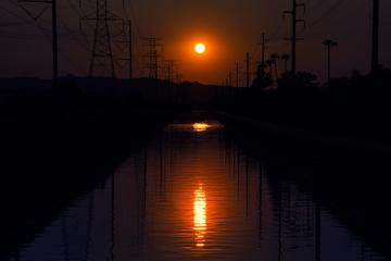 Centered_Sun_Waterline_Tempe_Canal_1.jpg
